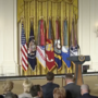 President Trump delivers remarks at the Wounded Warrior Project Soldier Ride