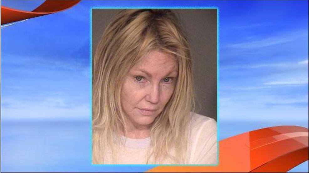 Tmz Heather Locklear Threatened To Kill Herself Kgbt