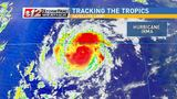 Irma now a Category 3 hurricane and gaining strength