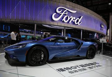 Ford's second quarter profit swells on tax changes