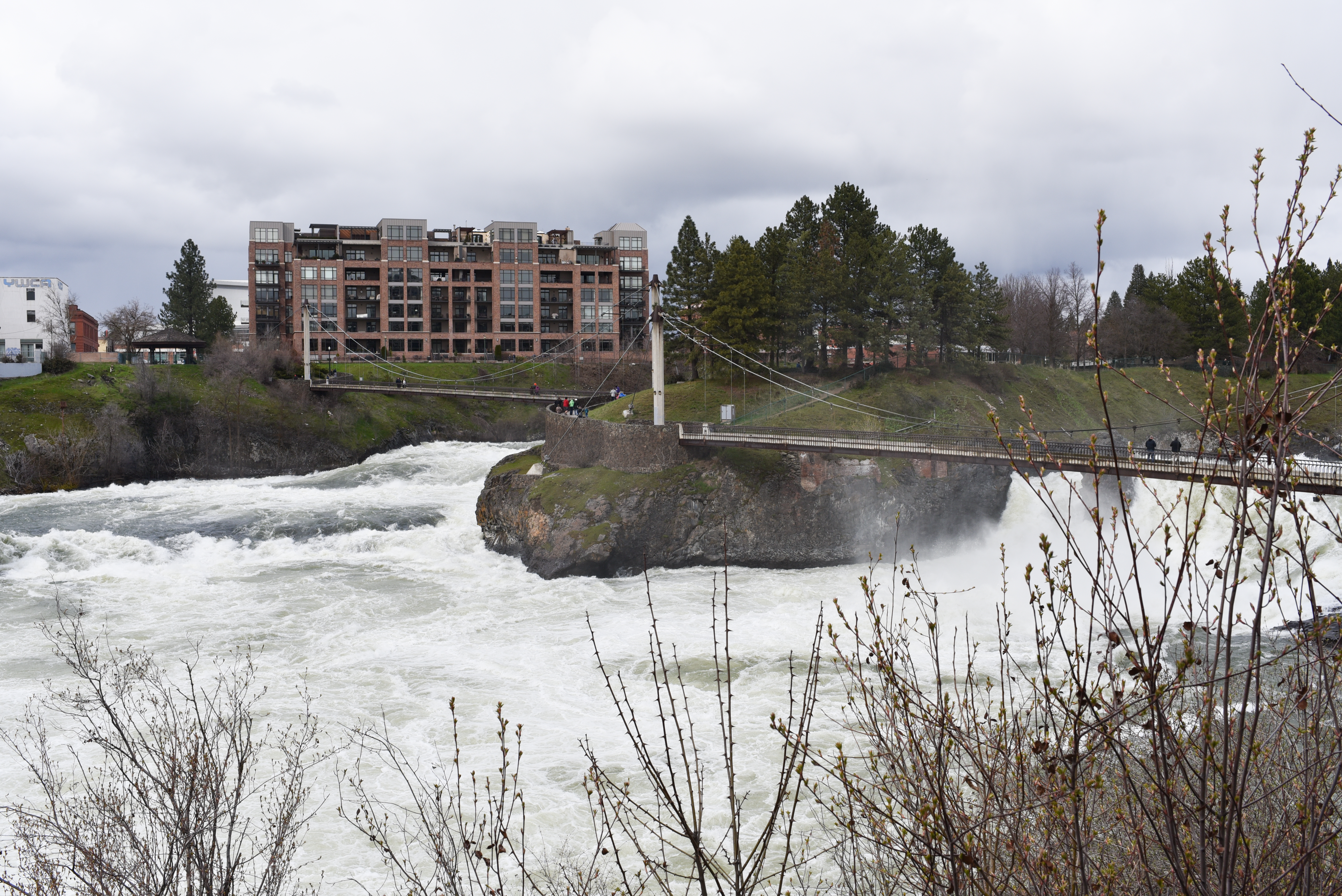 Washington's second-largest metro area lies east of the mountains and is often overlooked as a weekend getaway. But don't overlook Spokane. This city has a lot going on and has an impressive food scene. (Image: Rebecca Mongrain/Seattle Refined)