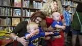 Drag Queen Story Hour sparks protests in conservative towns
