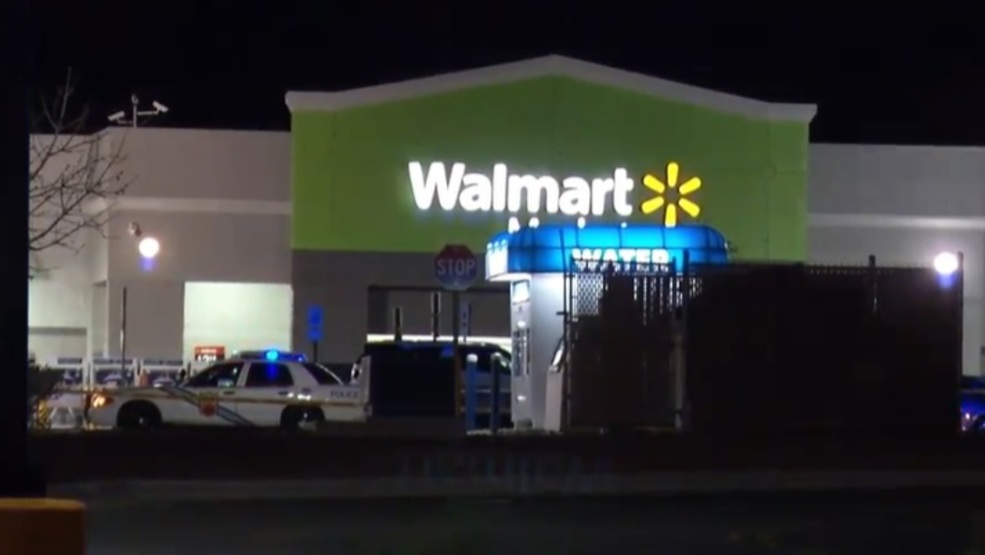 The Neighborhood Walmart On Zaragoza Road Was Closed As Officers Investigated A Suspicious Package Customers Were Told To Stay Inside And No One