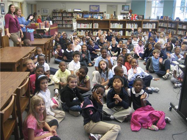 Rice Creek Elementary School Second Graders