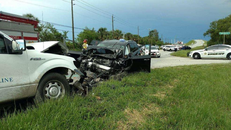 Woman killed in Martin County crash | WTVX