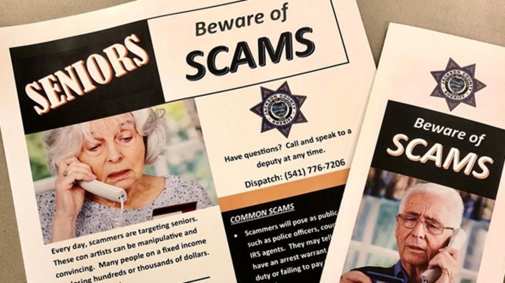 Image result for common scams affected by seniors