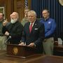 Georgia governor, state officials provide update on Hurricane Irma