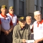 Bellaire VFW assists veteran forced out of home