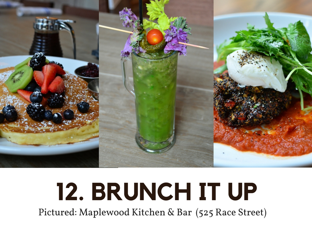 CINCY SUMMER BUCKET LIST ITEM #12: Brunch it up / WHERE: Maplewood Kitchen & Bar — we're kinda obsessed with this new Downtown eatery // IMAGE: Leah Zipperstein, Cincinnati Refined