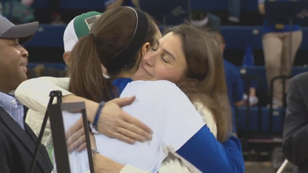 UNCA takes both ends of Saturday doubleheader as women's team celebrates seniors