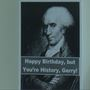 Gerrymandering creator's birthday celebrated by those who want to end it