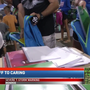 United Way starts 'Kickoff to Caring' by handing out backpacks