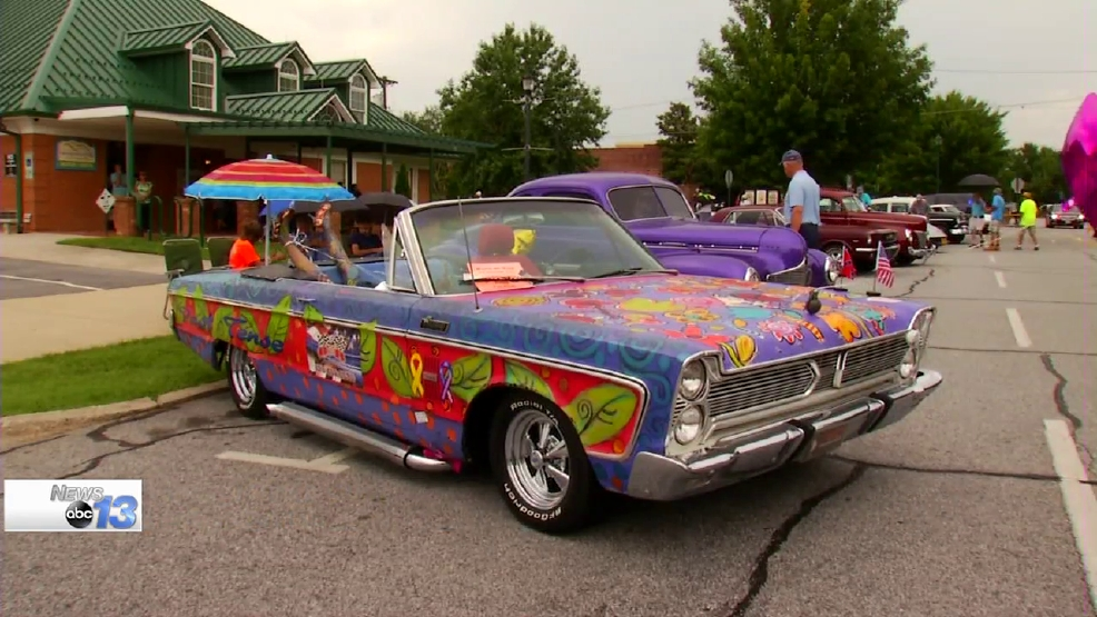 Classic Car Show Comes To Hendersonville WLOS - Is there a car show near me today