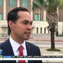 Former HUD Secretary Julian Castro sees courtroom process for undocumented immigrants