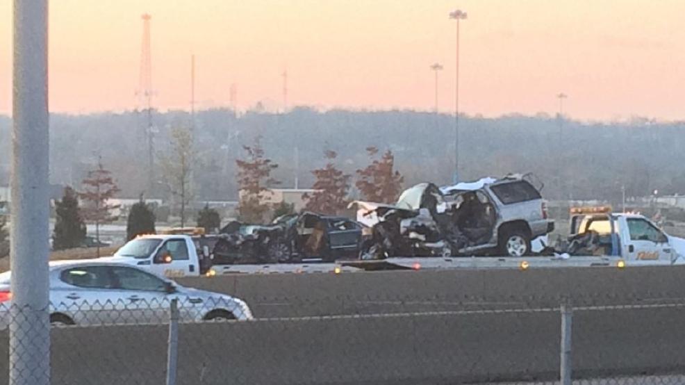 Three killed in wrong-way crash on I-75 identified   WRGT