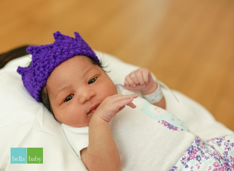 Jade, our Baby of the Day for November 19, 2015. Photo courtesy of Palms West Hospital and Bella Baby Photography