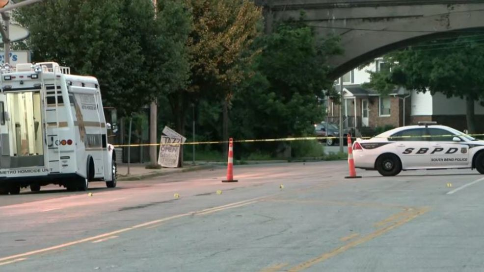 Police release name after 1 killed, 10 others shot outside