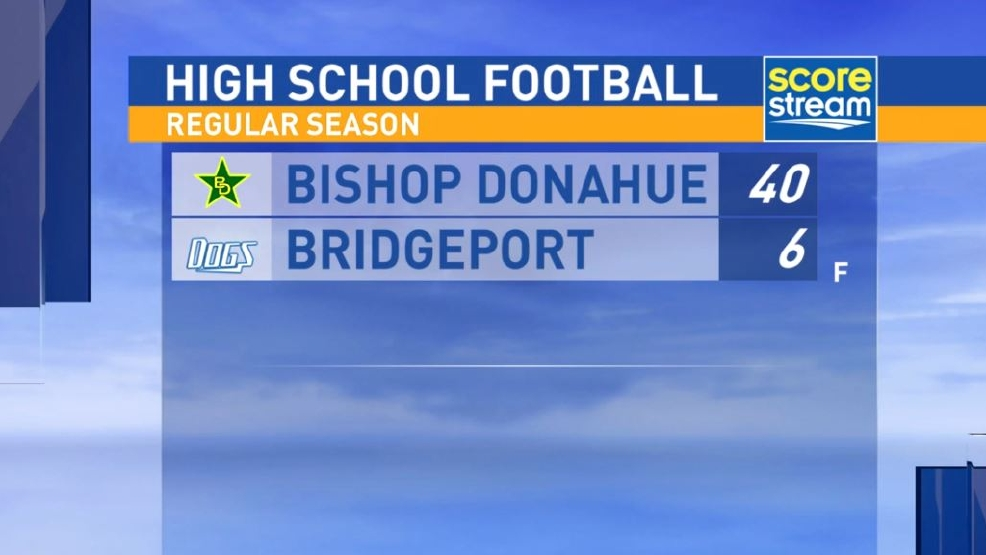 10.14.16 Highlights: Bishop Donahue at Bridgeport