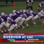Riverview shuts down Central Arkansas Christian 41-9