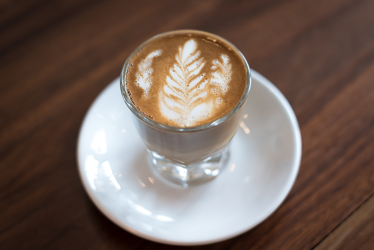A cortado / Image: Phil Armstrong, Cincinnati Refined // Published: 3.12.18