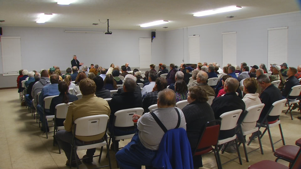 Issues surfaced after Riceville's Board loaned Skyland Fire $150,000 in a phone call vote, not at a public meeting in July. (Photo Credit: WLOS Staff)