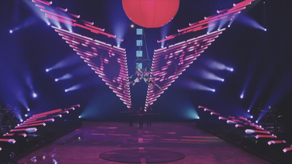 Cirque du Soleil arrives in Syracuse to perform new show 'AXEL'
