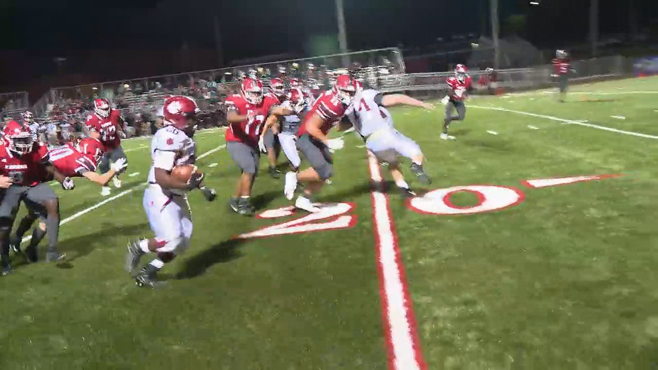 Asheville vs. Erwin, 09-20-19<br>Photo credit: WLOS Staff