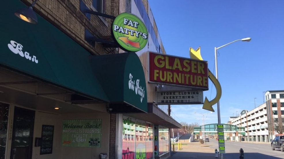 Glaser Furniture Closing After 70 Years; Fat Pattyu0027s Purchases Building