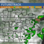 Showers possible for parts of Middle Tennessee Friday evening & Saturday morning