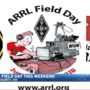 This weekend is the annual American Radio Relay League Field Day