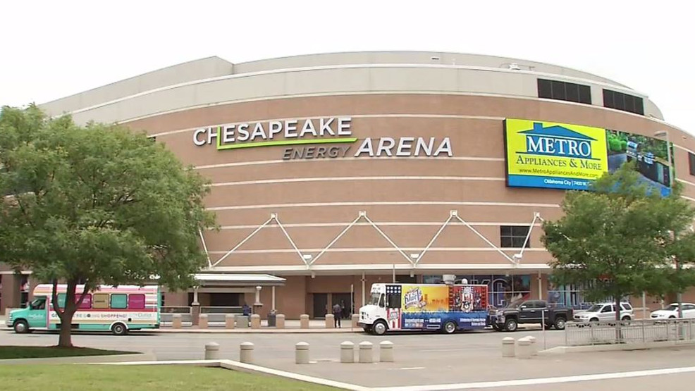 Chesapeake Energy Arena ranks among top 50 arenas in the United States