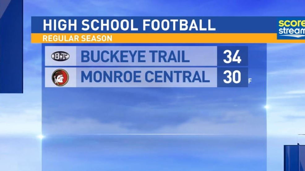 10.28.16 Highlights: Buckeye Trail at Monroe Central