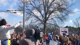 STUDENT WALKOUT|Maryland students protest over gun violence