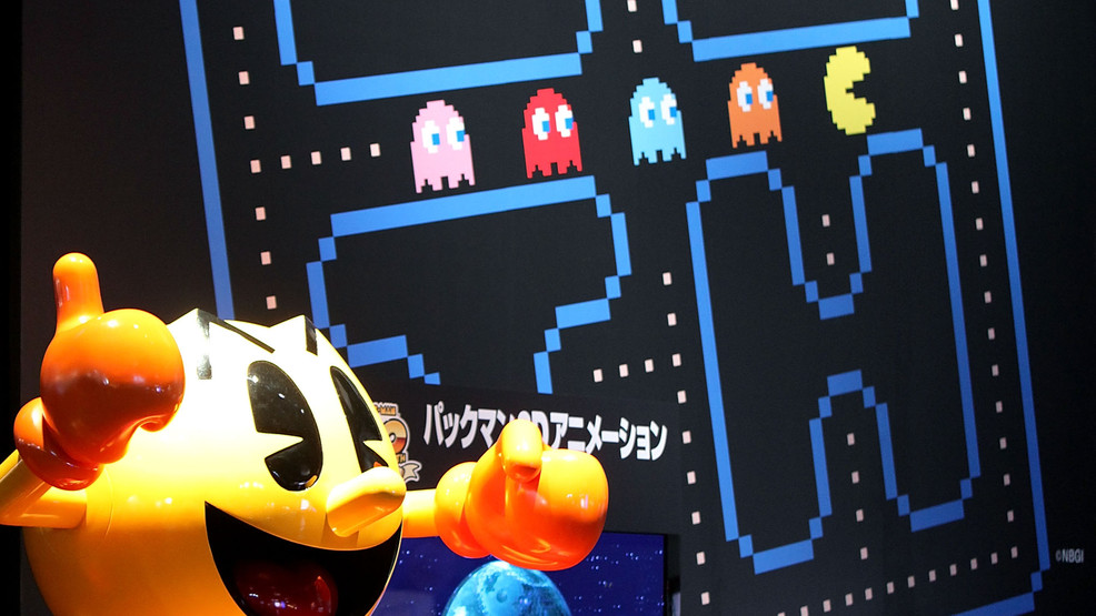 Feel old yet? Pac-Man turns 40 on Friday!
