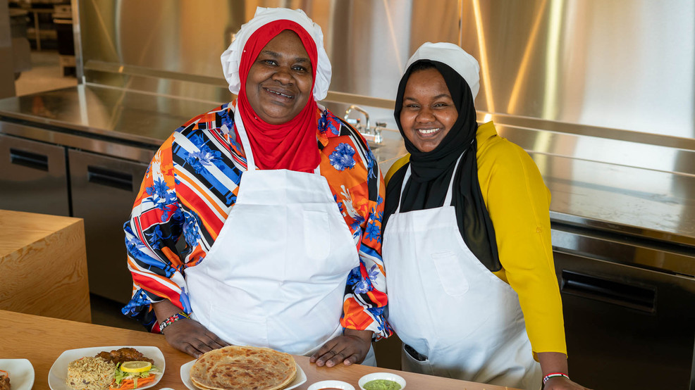 Moyo Kitchen - co-owners Mwana Moyo and Batulo Nuh - credit Denise Miller for Global to Local.jpg