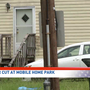 Help is finally on the way for families living in Milton mobile home park