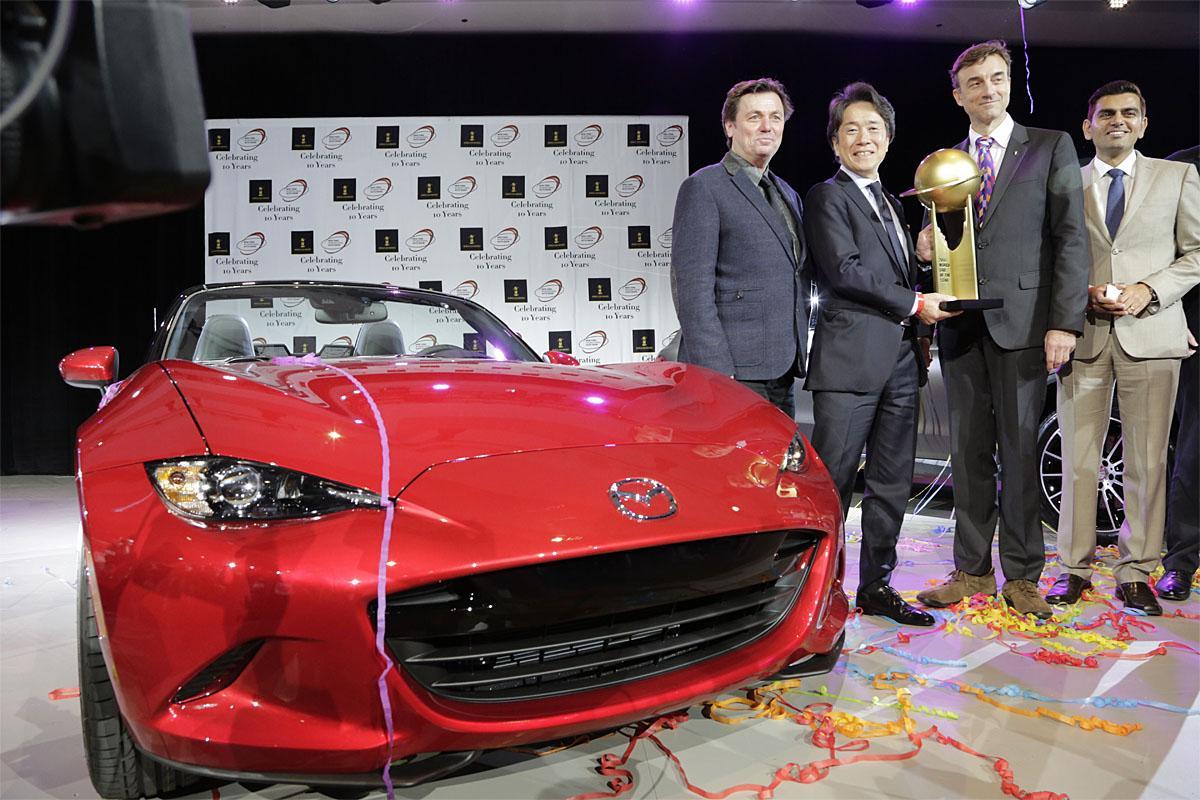 World Car Mazda >> Photos More Trendy Cars On Display At New York Auto Show Komo