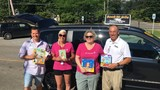Bookmobile drives summer reading home with students