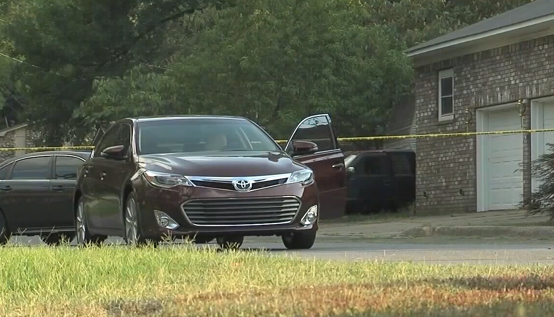 Judge arrested in hot car death of son. (KATV)
