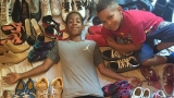 Rochester youth helps others by giving away sneakers before school