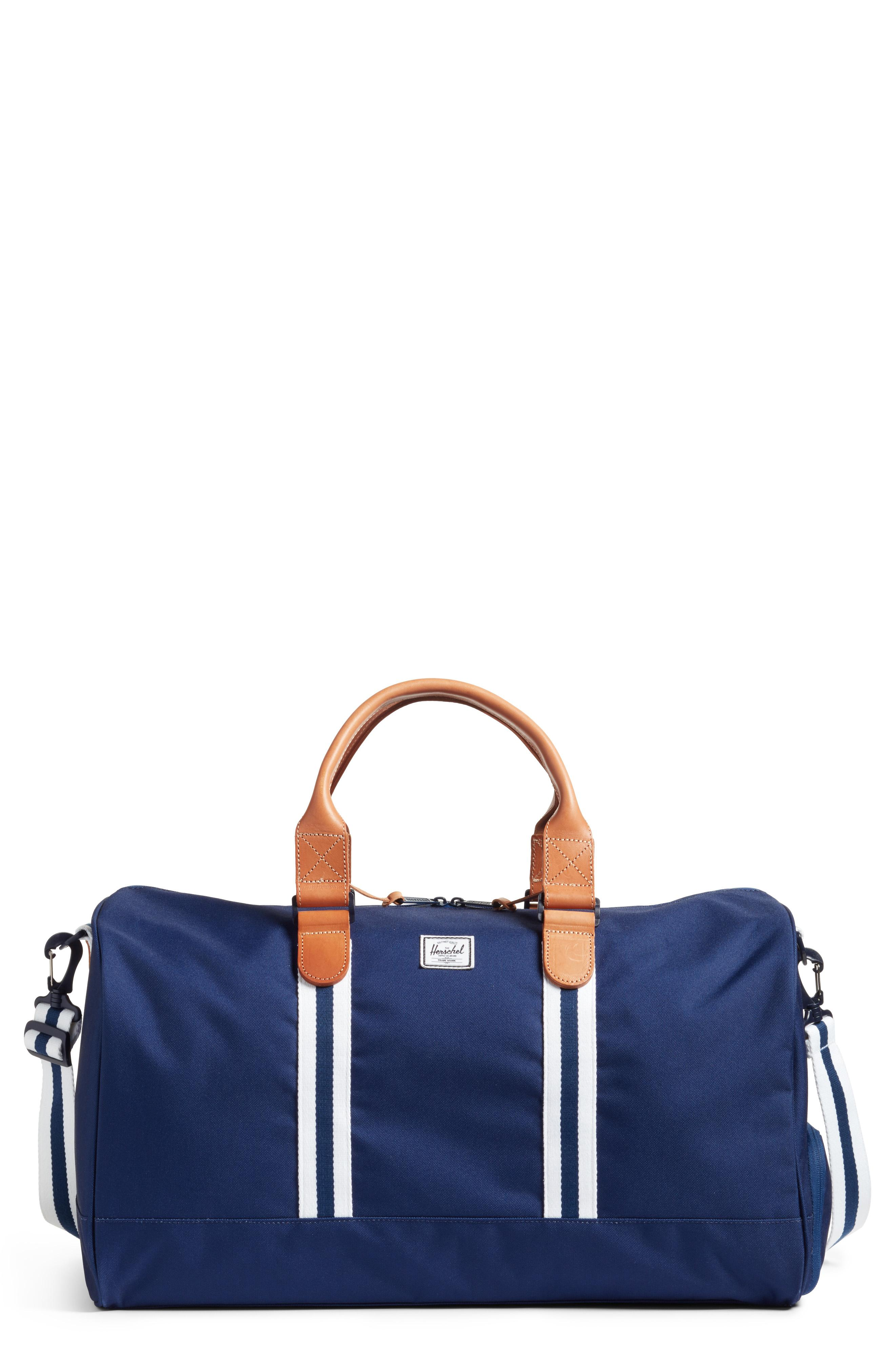 Herschel Supply Co. Novel Duffel Bag - Anniversary Price $79.90 (After Anniversary Price $120) (Image: Nordstrom)