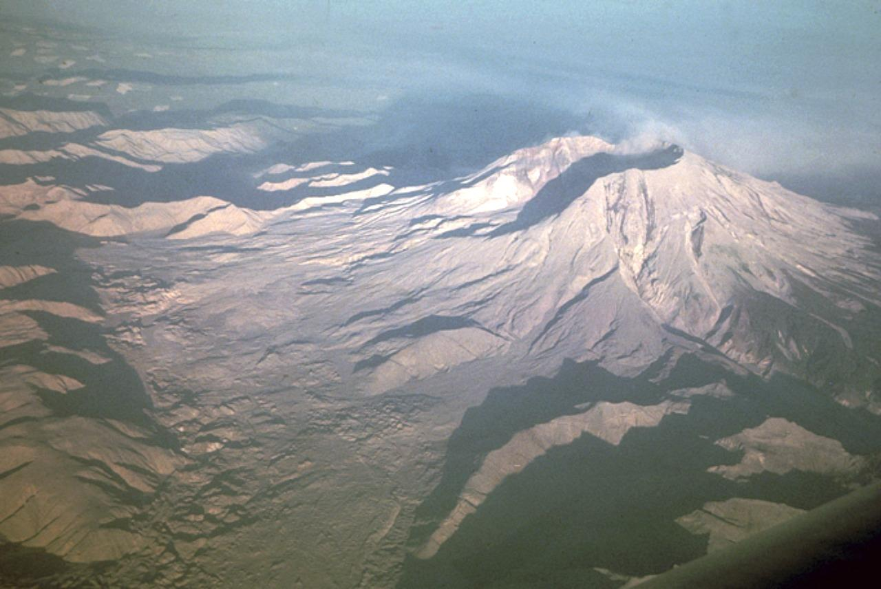 Photos courtesy of Mount St. Helens Science and Learning                  Center.