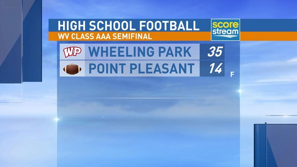11.27.15 Video - Wheeling Park Post Game Reaction From Point Pleasant