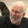 Bonner shares hilarious story about Popovich, calls Arcade Fire's Win best celeb baller