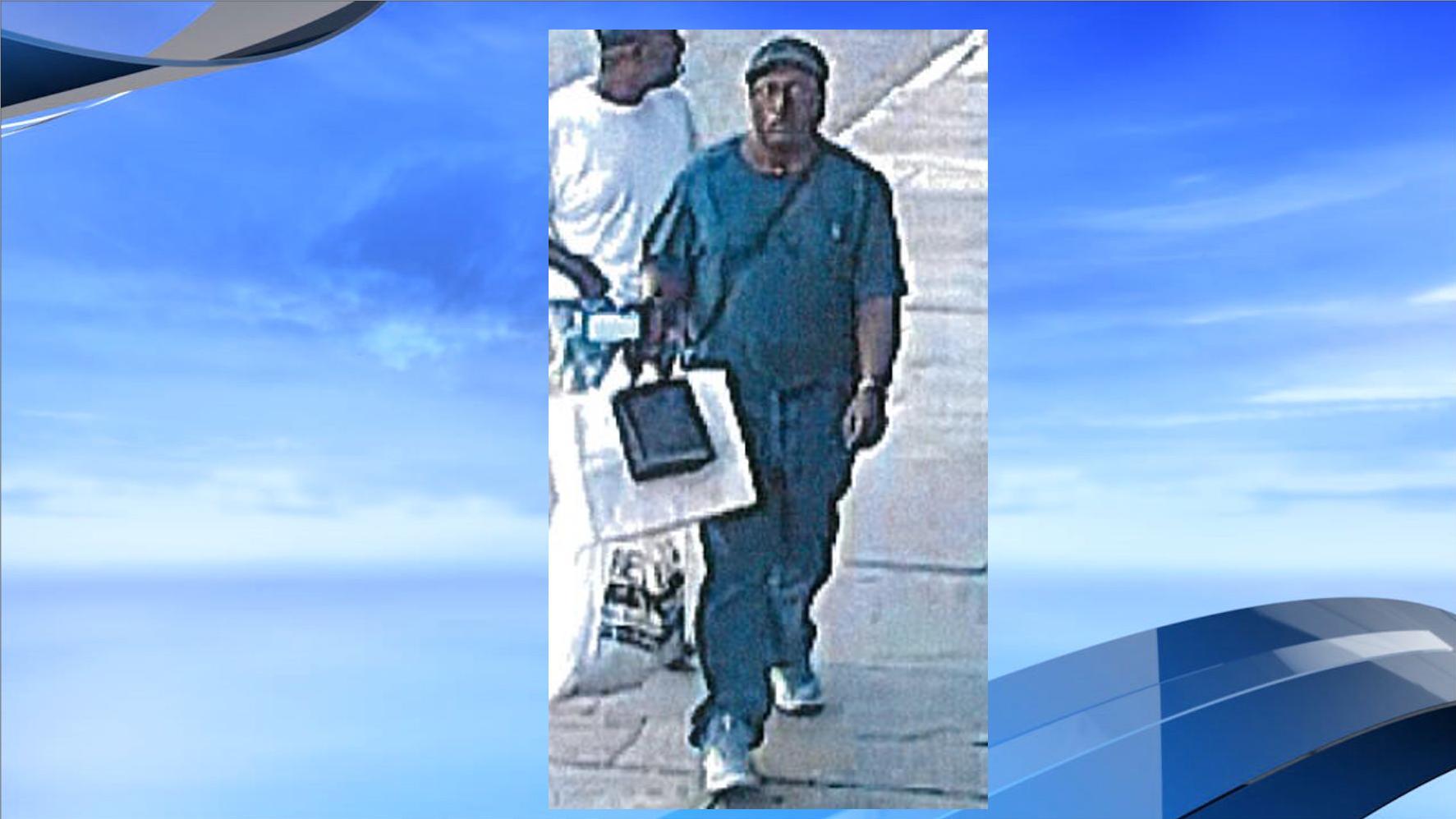 Suspects in a shoplifting incident on April 3. (City of Charleston Police Department)