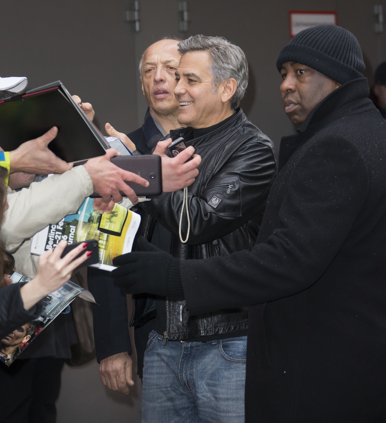 66th Annual International Berlin Film Festival (Berlinale) - 'Hail, Caesar! - Photocall Arrivals  Featuring: George Clooney Where: Berlin, Germany When: 11 Feb 2016 Credit: Brian Dowling/WENN.com