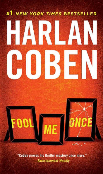 #13. Fool Me Once by Harlan Coben  Amazon announced the best-selling books of 2016 earlier this week! How many have you read? (Image: Amazon.com)