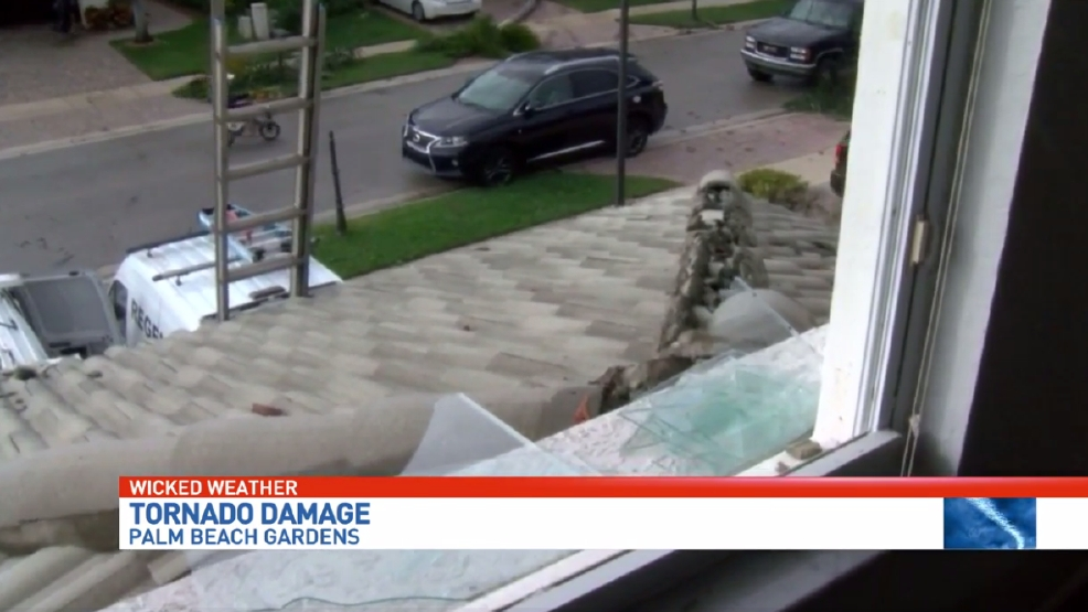 Teenu0027s Story Of Survival After Tornado Rocks His PBG Home