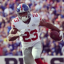 Rashad Jennings is retiring from the NFL
