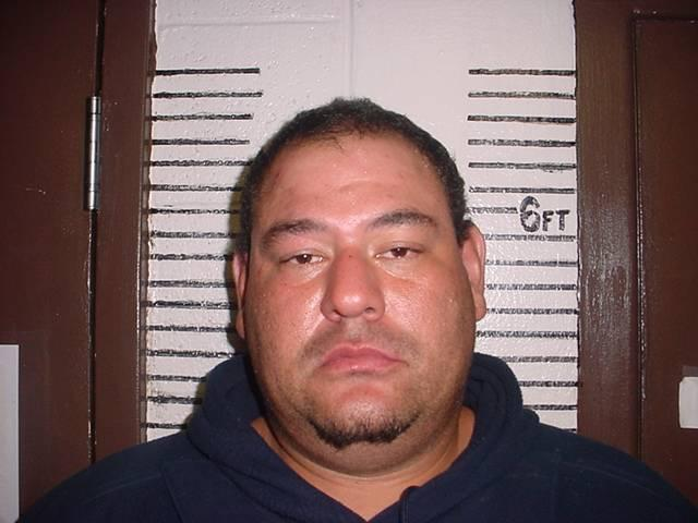 "Arrested Wednesday as part of OBN's ""Operation Pee Wee's Big Adventure"" which rounded up suspected drug smugglers and dealers in Garvin County."